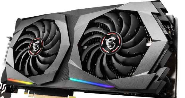 Carte graphique MSI GeForce RTX 2070 Gaming Z