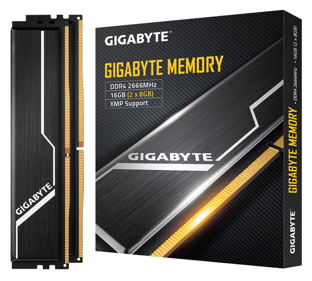 Gigabyte Memory 2666 MHz