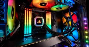 Watercooling AIO H115i RGB Platinum de Corsair