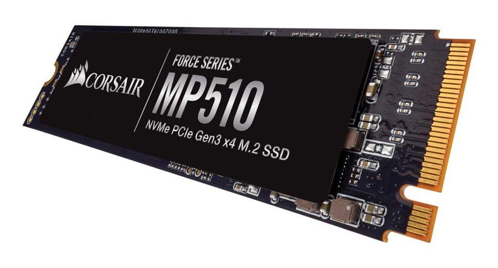 SSD Corsair Force Series MP510