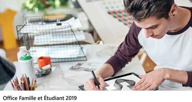 Office Famille et Étudiant 2019
