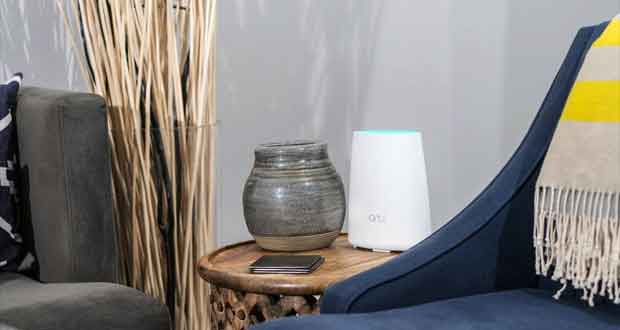 Netgear Orbi RBK20-100PES Solution WiFi Mesh Pack de 2-1