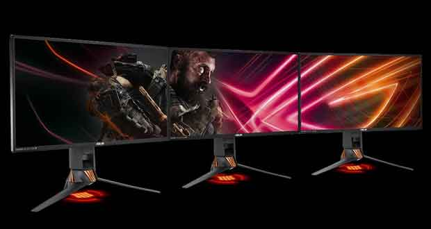 Asus ROG Swift PG258Q Call of Duty - Black Ops 4 Edition
