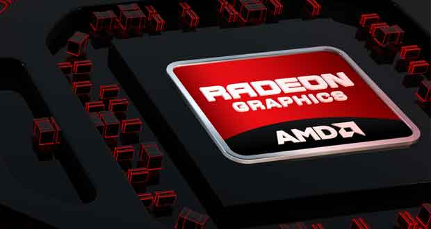 Radeon Graphics d'AMD