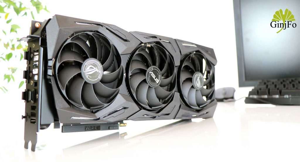 ROG Strix GeForce RTX 2080 OC Edition, le test complet