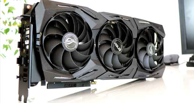 ROG Strix GeForce RTX 2080 OC Edition
