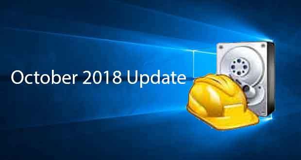 Windows 10 v1809, comment récupérer vos données supprimées ?