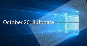 Windows 10 v1809 et le Gestionnaire des Tâches