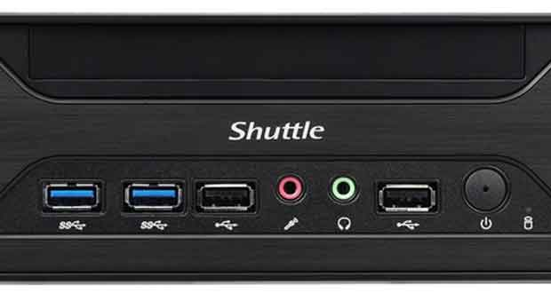 Mini-PC Shuttle XPC Slim XH310