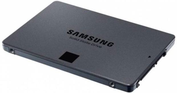 SSD 860 QVO de Samsung