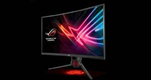 Moniteur gaming ROG Strix XG32VQR d'Asus