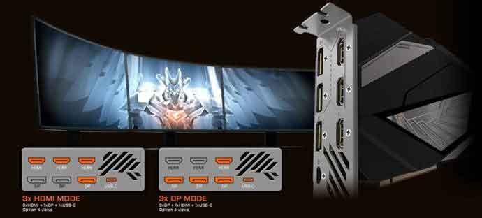 Aorus WATERFORCE GeForce RTX 20