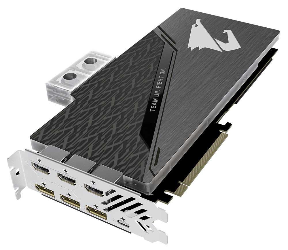 Aorus Xtreme RTX 2080 Ti WaterForce WB