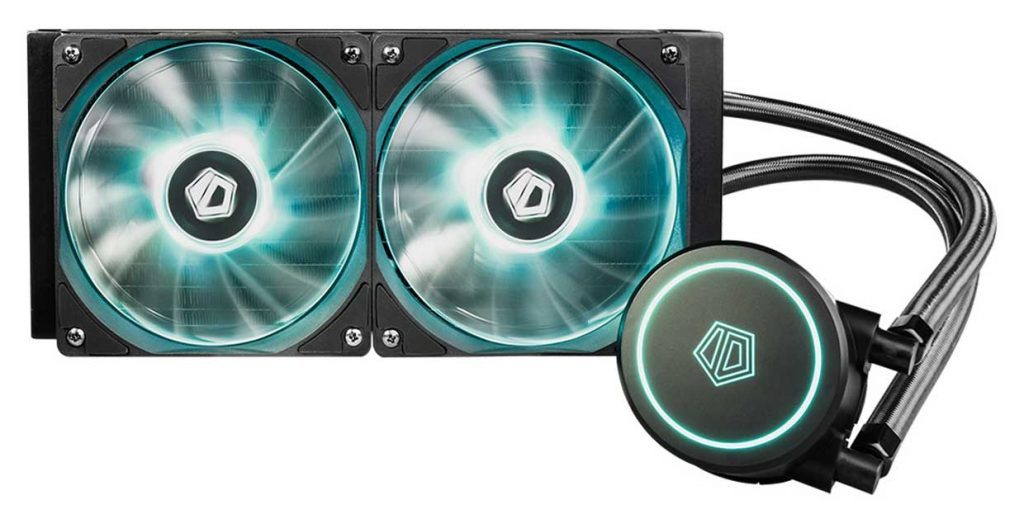 Watercooling AIO Auraflow X 240 d'ID-Cooling