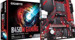 Carte mère B450M Gaming de Gigabyte