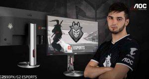 Moniteur Gaming AOC G2590PX G2 Esports Signature Edition