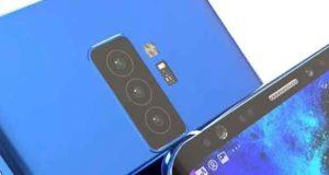 Galaxy S10, concept design (Punya Tiga Kamera)