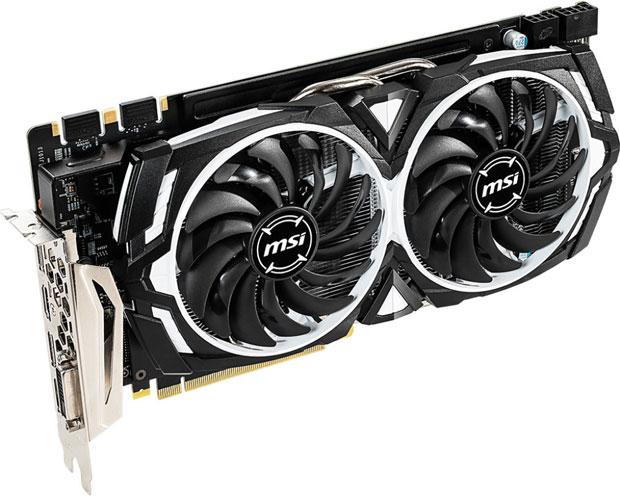 GeForce GTX 1060 6GB Armor OC