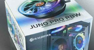 Ventirad Juno Pro RBW de Raijintek