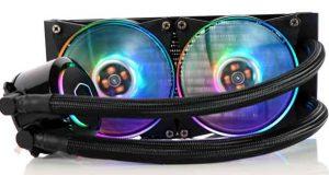 Watercooling AIO MasterLiquid ML240R RGB de Cooler Master