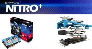 Radeon RX 590 Nitro+ Special Edition de Sapphire