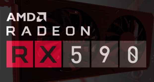 Radeon RX 590 8Go