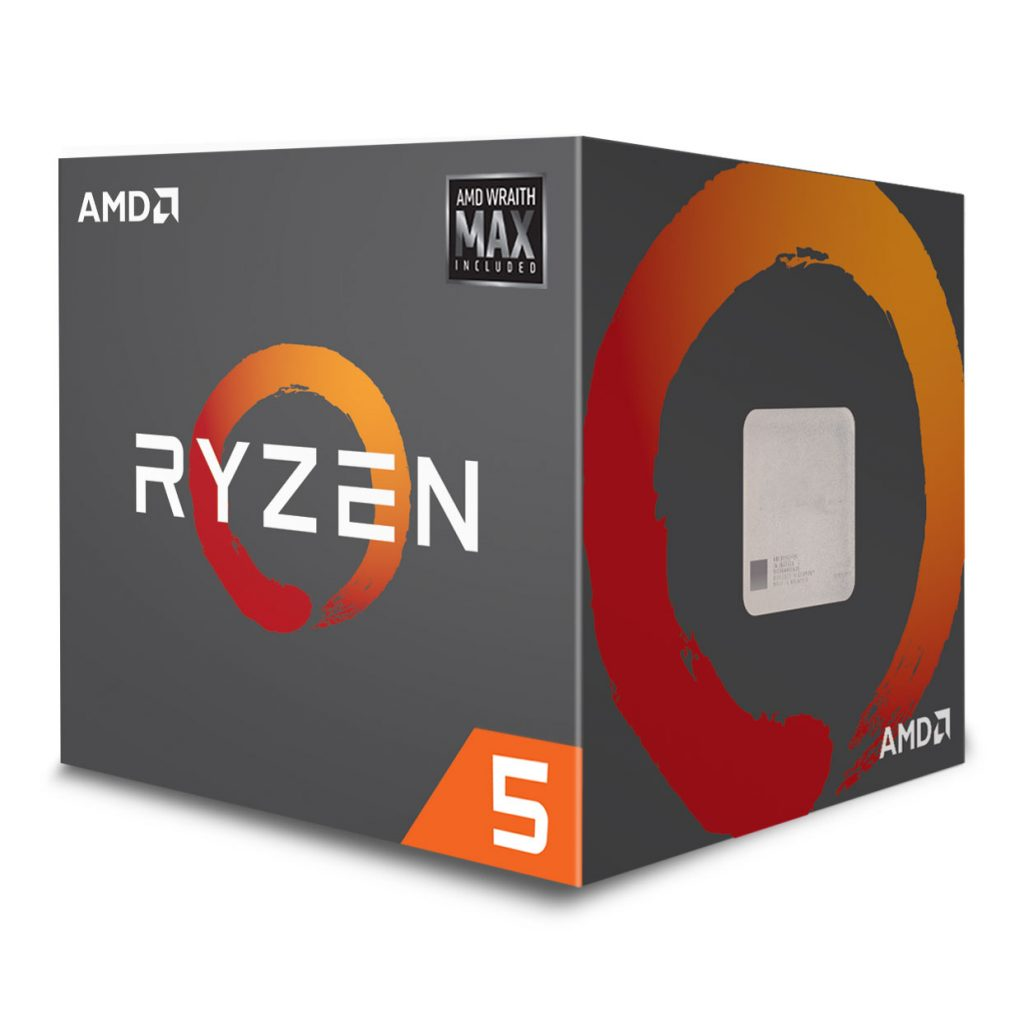 AMD Ryzen 5 2600X MAX