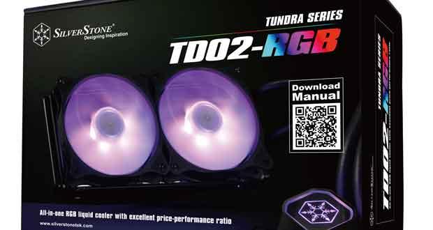 Watercooling AIO Tundra TD02-RGB de SilverStone