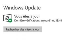 Service Windows Update de Microsoft