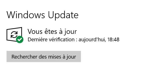Service Windows Update de Microsoft