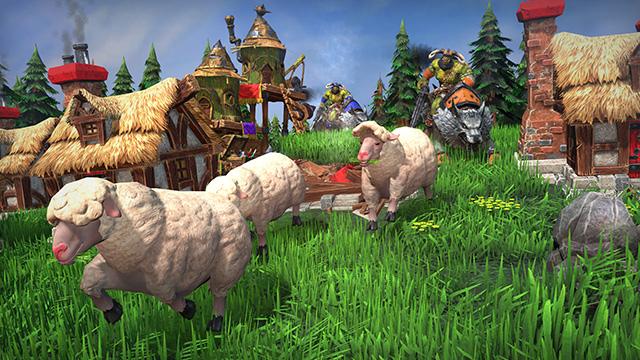WarCraft III : Reforged de Blizzard