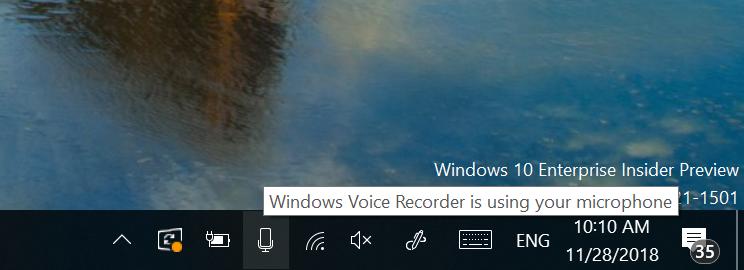 Windows 10 build 18290 - Changements