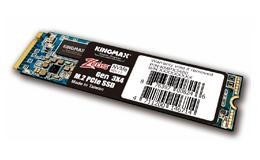 SSD Zeus PX3480 M.2 NVMe de Kingmax