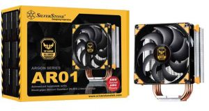 Ventirad Argon AR01-V3 TUF Gaming Alliance de SilverStone