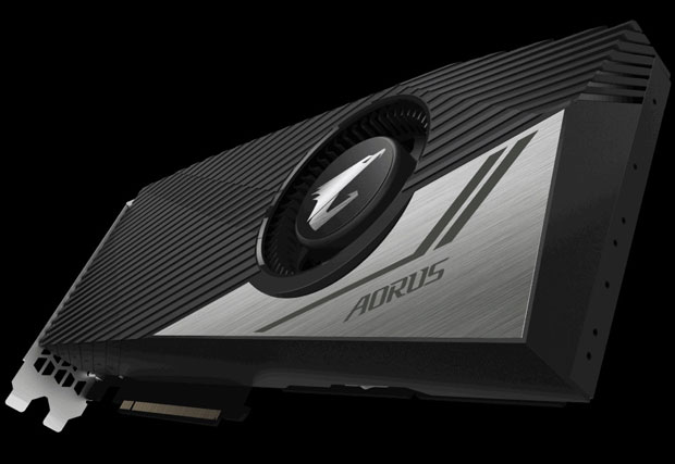Aorus GeForce RTX 2080 Ti Turbo 11G
