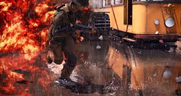 Mise à jour Battlefield V : Tides of War Chapitre 1