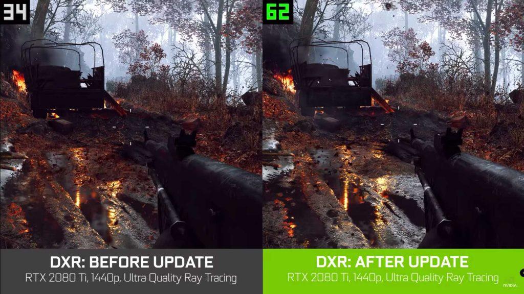 Battlefield V : Tides of War Chapitre 1, nouveau contenu et boost des performances DXR