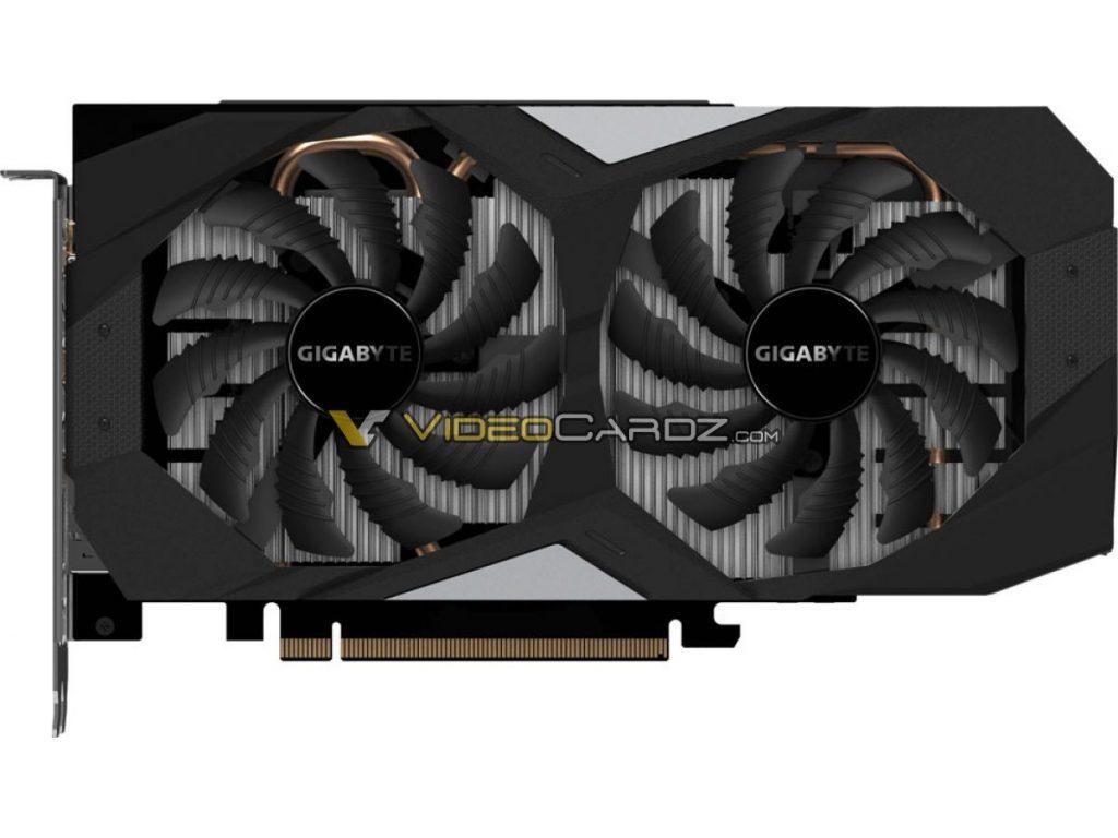 Carte graphique GeForce RTX 2060 de Gigabyte ?