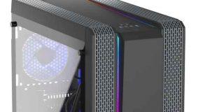 Gladius GD8 TG ARGB Pure Black de SilentiumPC