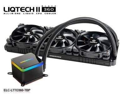 Watercooling AIO Liqtech II 360 d'Enermax