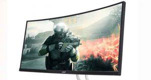Moniteur Gaming Predator XR343CKP d'Acer