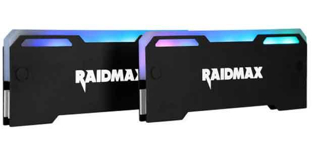 MX-902F de Raidmax