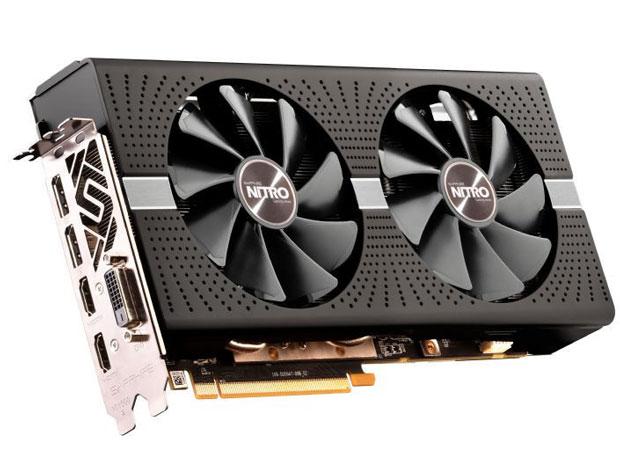 Radeon RX 590 Nitro + OC de Sapphire