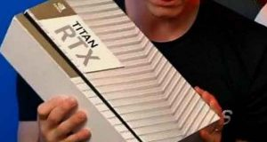Carte graphique Titan RTX de Nvidia