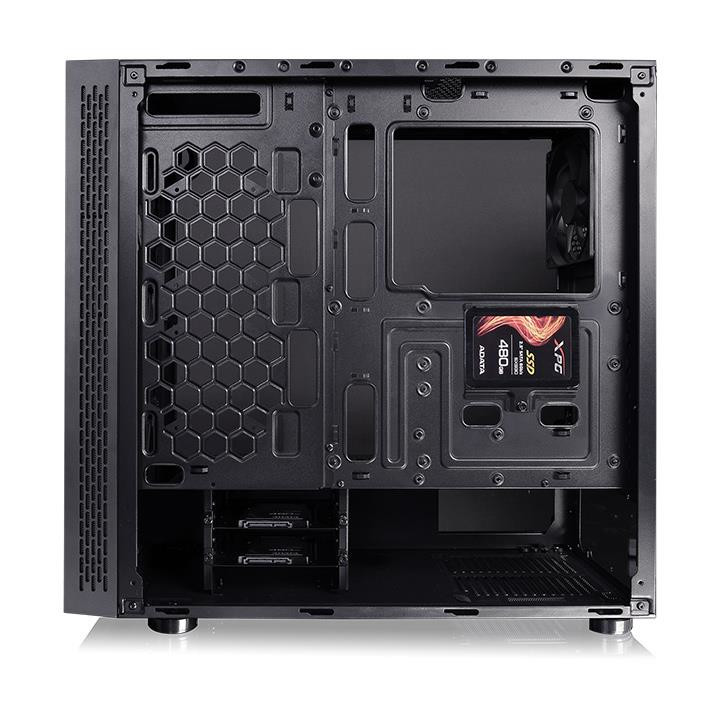 View 23 Tempered Glass ARGB de Thermaltake