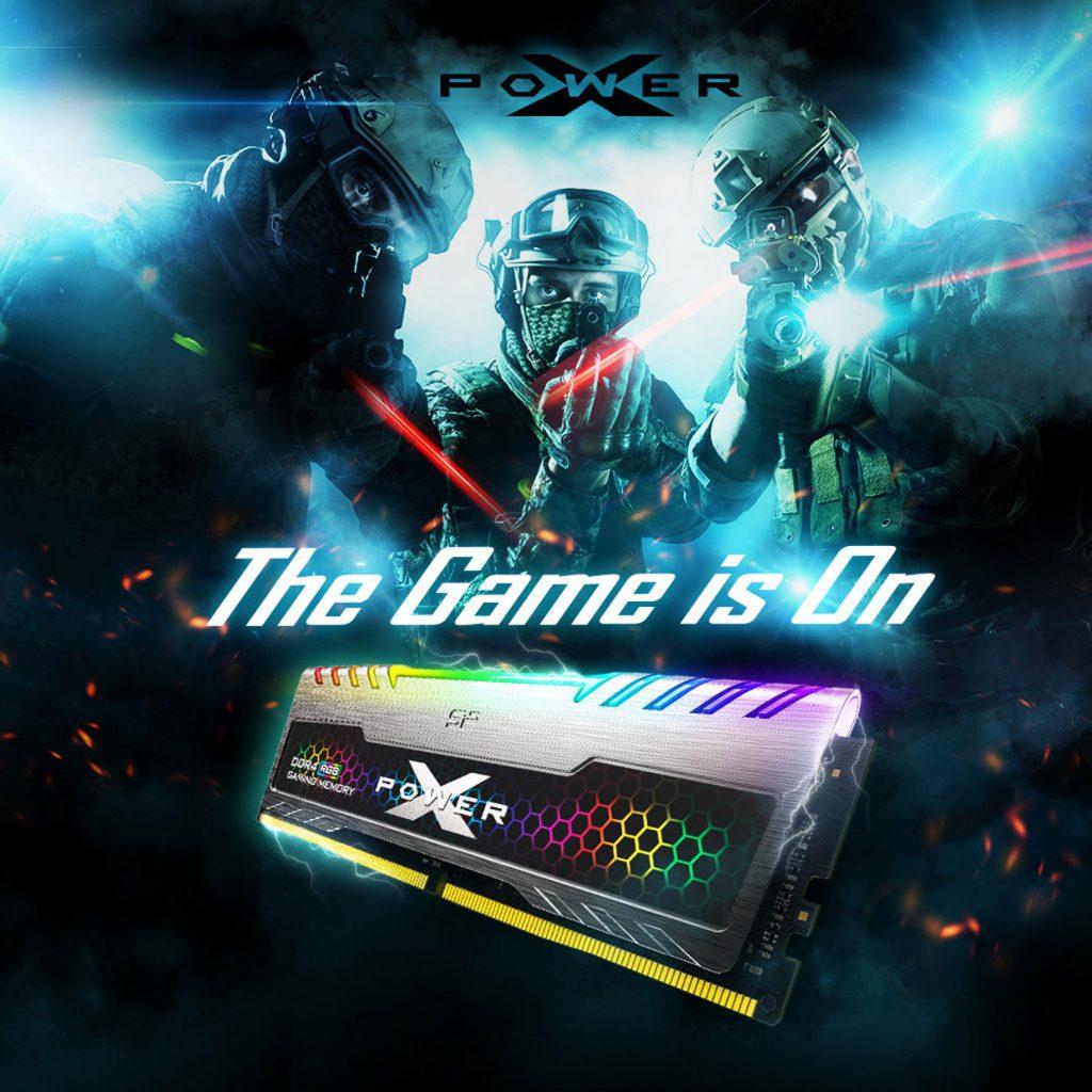 DDR4 RGB XPower Turbine de Silicon Power