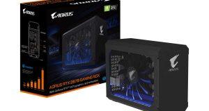 Aorus RTX 2070 Gaming Box de Gigabyte
