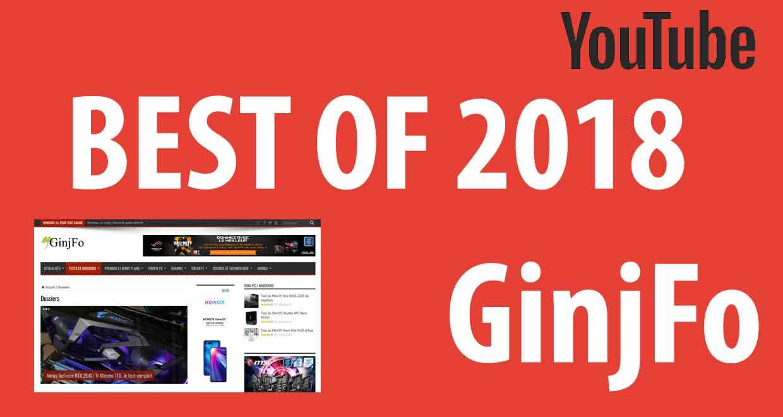 GinjFo 2018, le best of des vidéos et dossiers