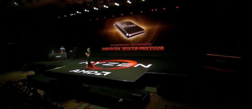 CES 2019 – Conférence de presse d'AMD