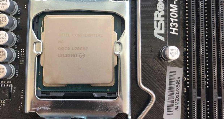 Processeur Intel Core i9-9900T